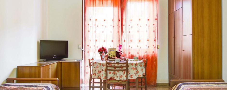 Comfort Suite – due letti singoli